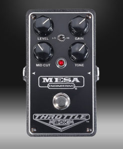 Mesa Boogie Aktionspedale