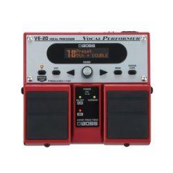 Effektgeräte für Vocals